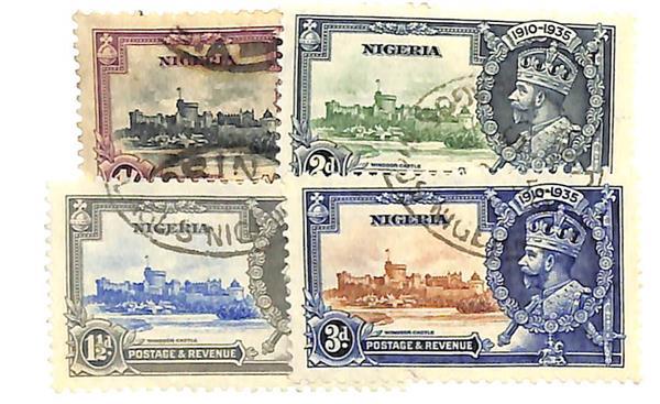 1935 Nigeria