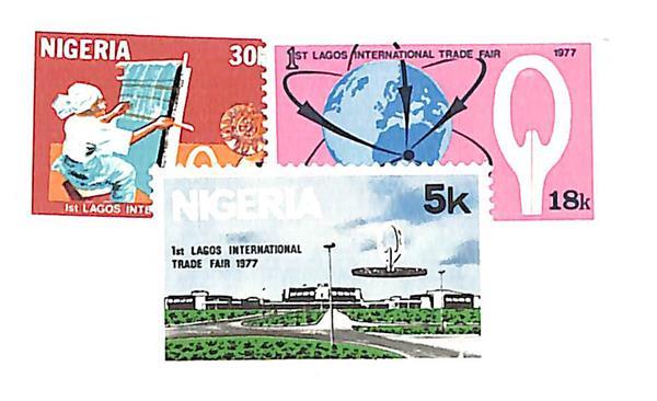 1977 Nigeria