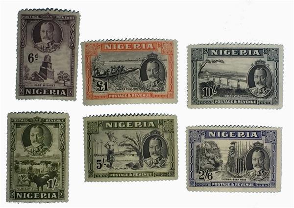 1936 Nigeria