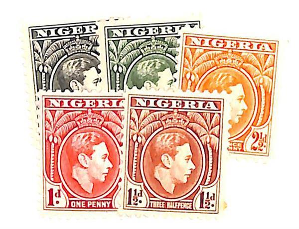 1938 Nigeria