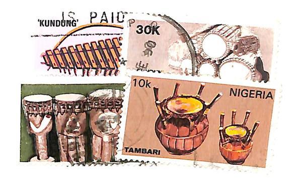 1989 Nigeria