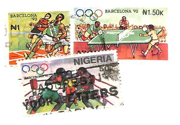 1992 Nigeria