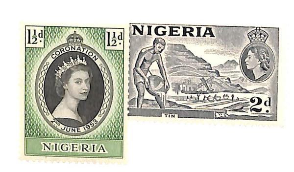 1953-56 Nigeria