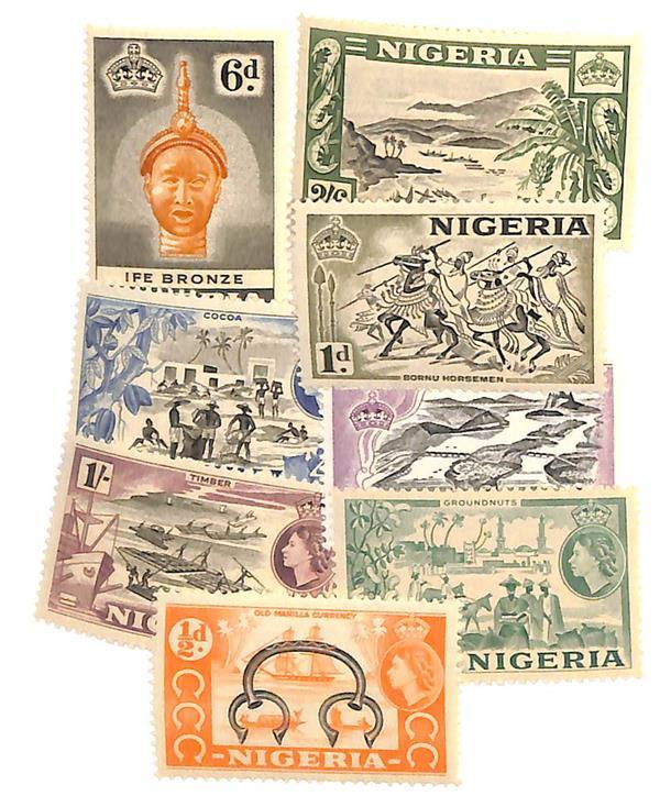 1953 Nigeria