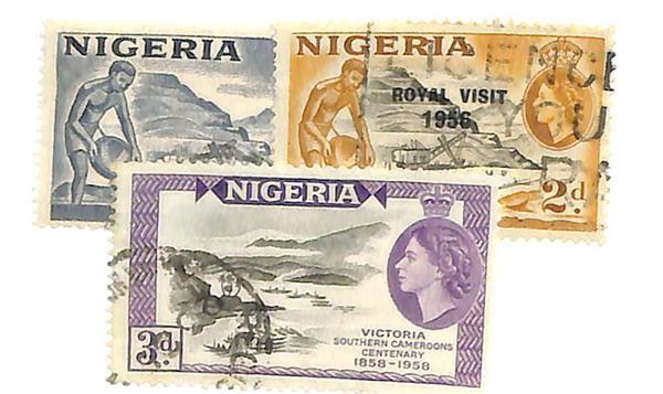1956-59 Nigeria