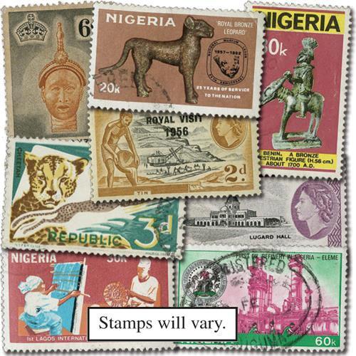 Nigeria, 400v