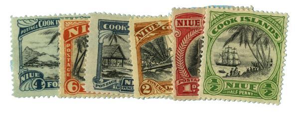 1933-36 Niue