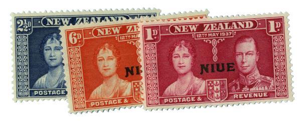 1937 Niue