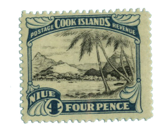 1932-38 Niue