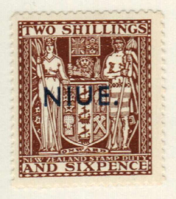 1941-45 Niue
