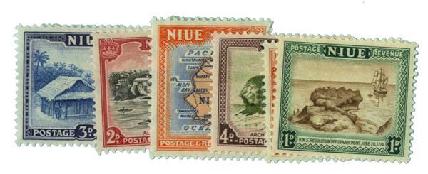 1950 Niue