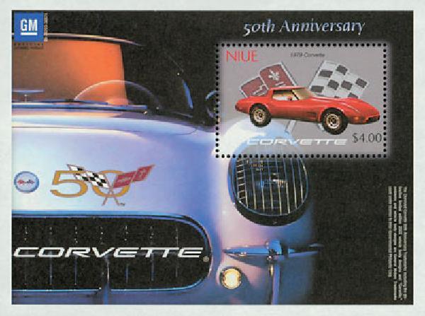 1979 Niue Corvette