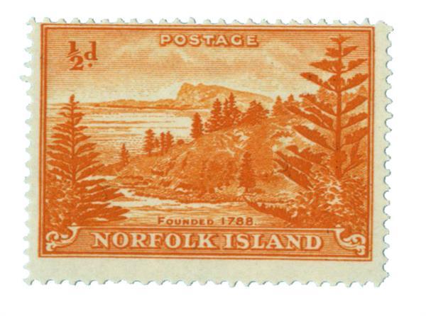 1947 Norfolk Island