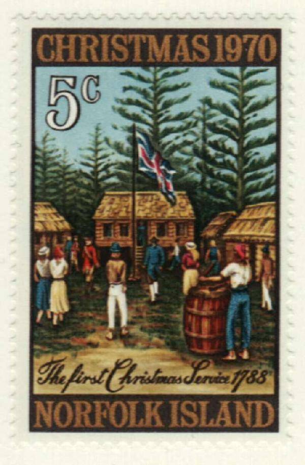 1970 Norfolk Island