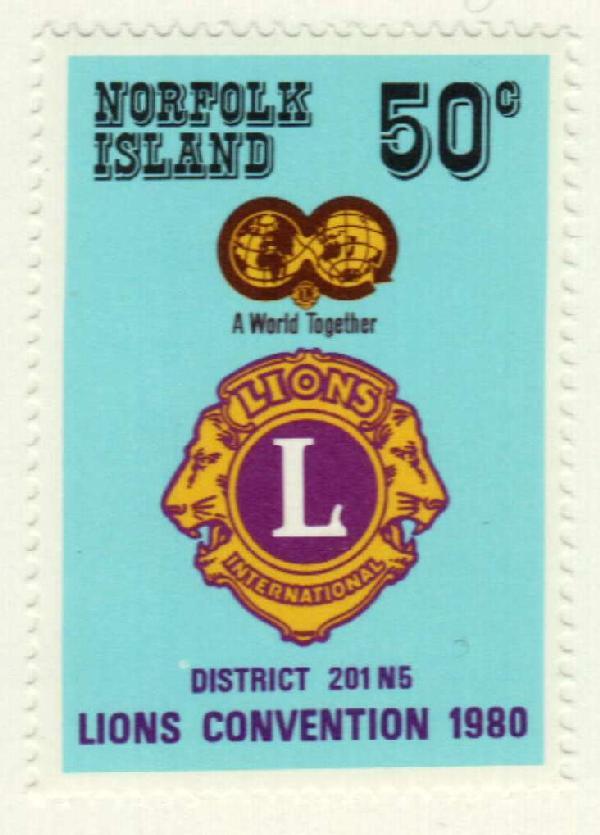 1980 Norfolk Island