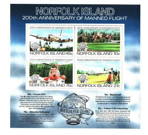 1983 Norfolk Island