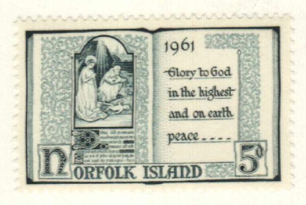 1961 Norfolk Island