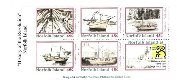 1999 Norfolk Island