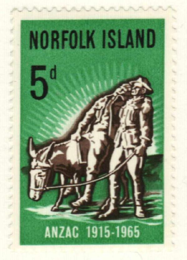 1965 Norfolk Island