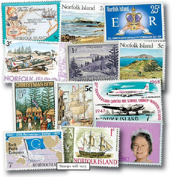 Norfolk Island, 50v