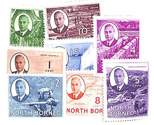 1950 North Borneo