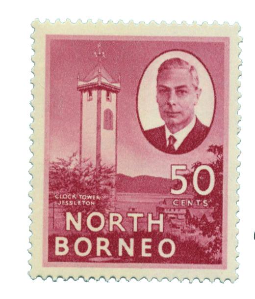 1950 North Borneo