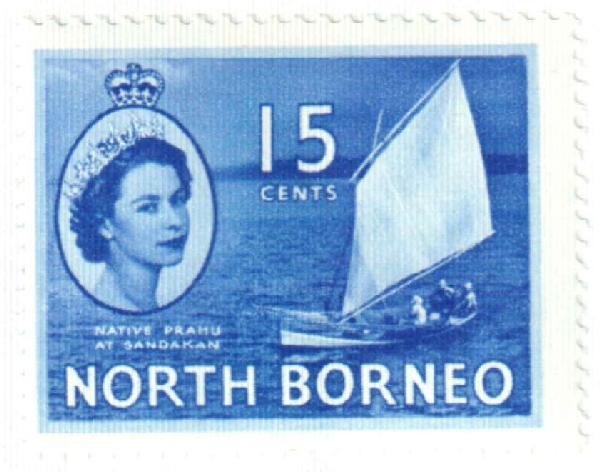 1955 North Borneo