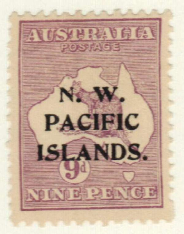 1915 North West Pacific Islands