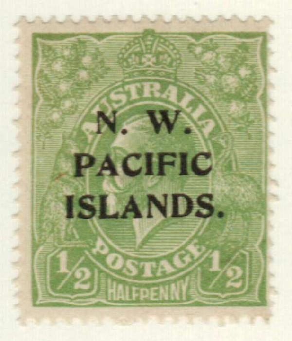 1919 North West Pacific Islands