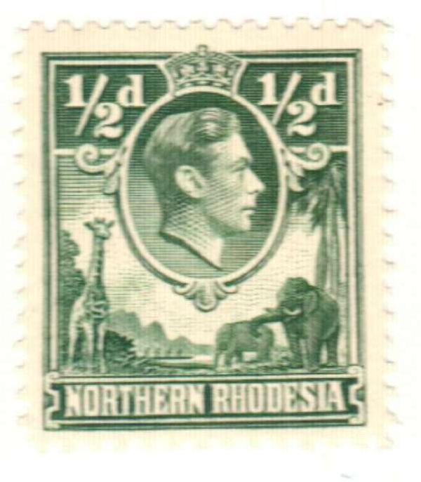 1938 Northern Rhodesia