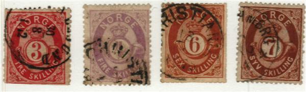 1872-75 Norway