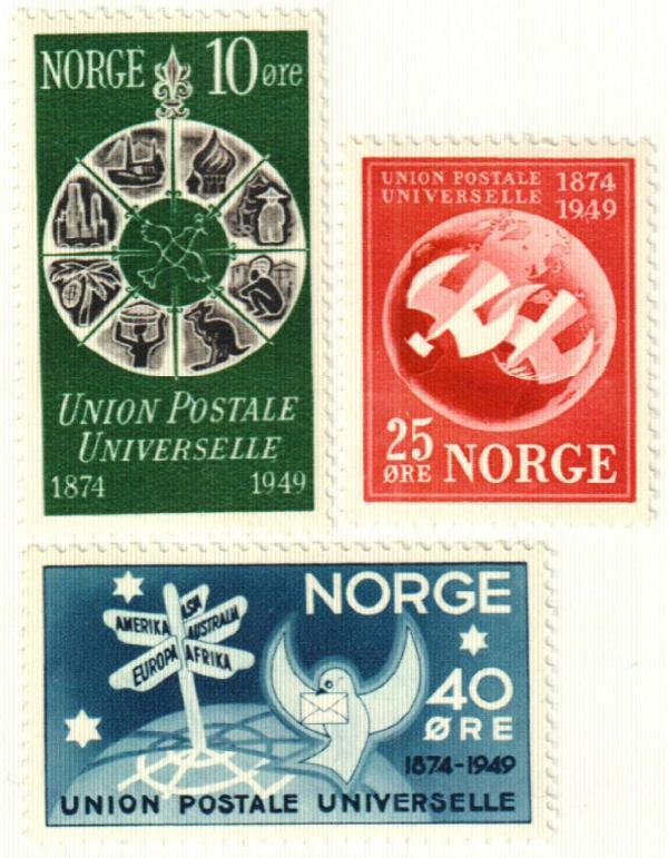 1949 Norway