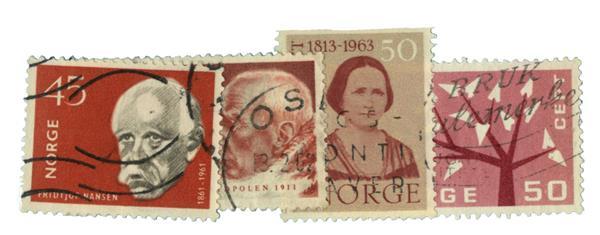 1961-63 Norway