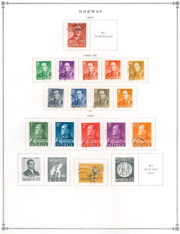 1877-2003 Norway