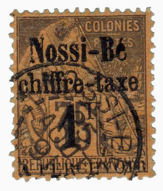 1891 Nossi-Be