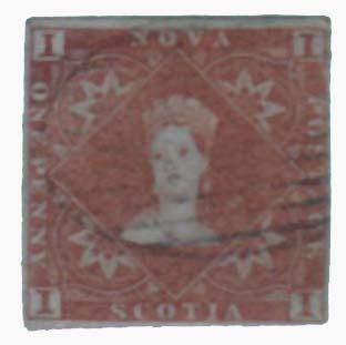 1853 Nova Scotia