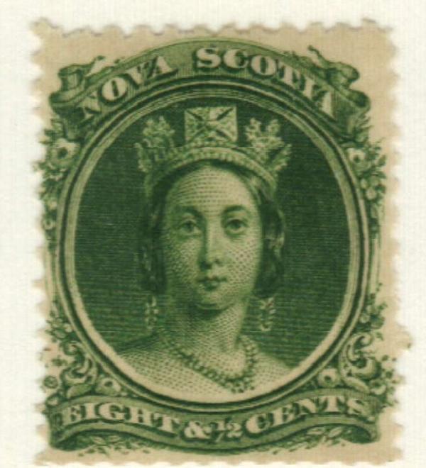 1860 Nova Scotia