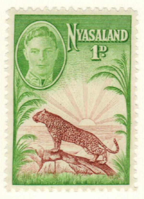 1947 Nyasaland Protectorate