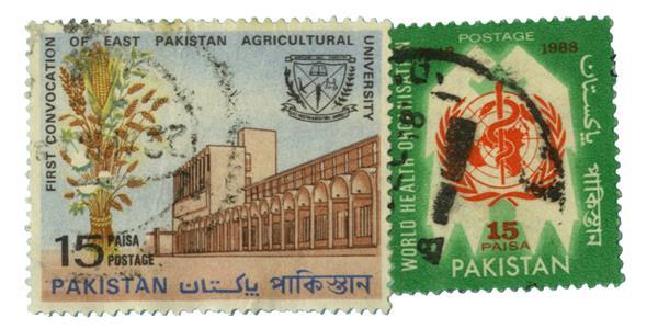 1968 Pakistan