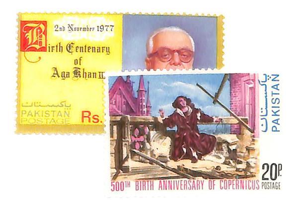 1973-77 Pakistan