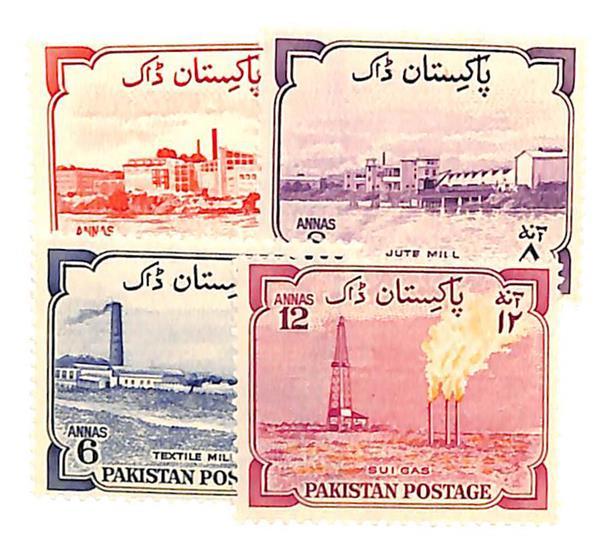 1955 Pakistan