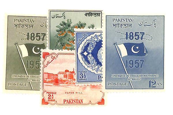 1957 Pakistan