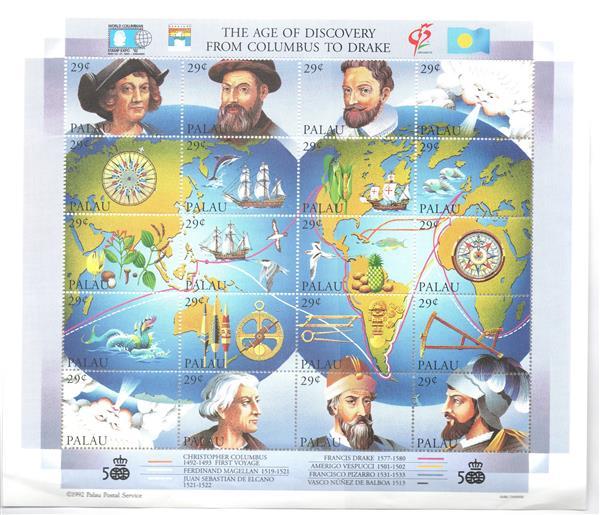 1992 Palau