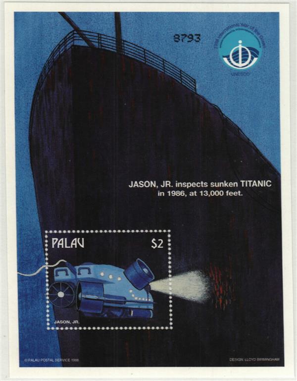 1998 Palau