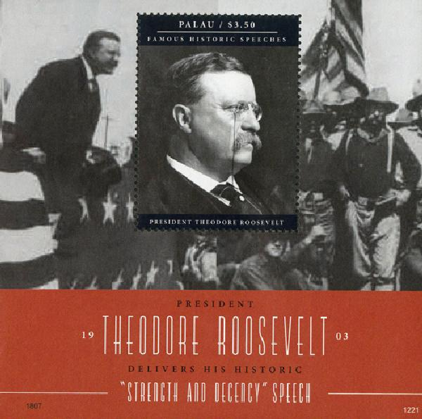 2012 Theodore Roosevelt Speech