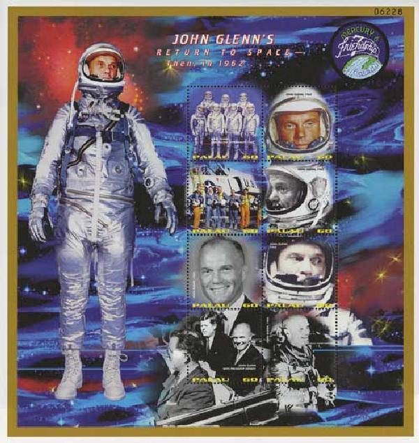 1998 Palau John Glenn