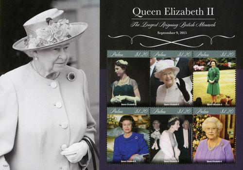 2015 Longest Reigning British Monarch sh