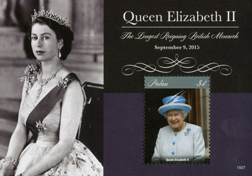 2015 Longest Reigning British Monarch ss