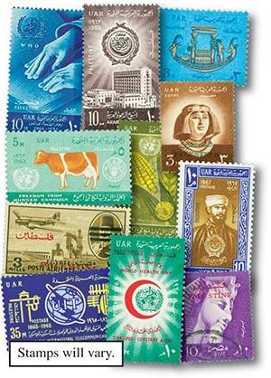 Palestine, 150v