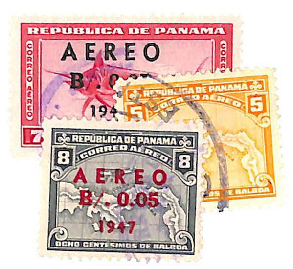 1947-49 Panama